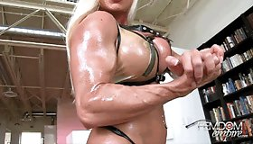 Stroke for Muscle Goddess