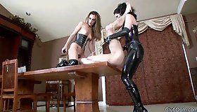 Shae Fatale's Slave Train MP4