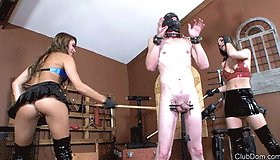 The Joy of Caning Slave 227