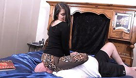 AS - Mistress Meana's Cuckold Hubby Smother Part 1 (Ass Smothering)