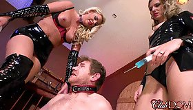 Auction Slaves (Chemical Castration)