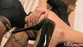 Having My Feet and Asshole Worshiped!(WMV Full Hd 1080p Format)