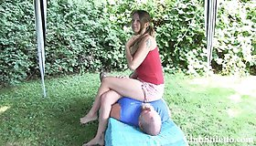 AS - Very Hard to Breath Part 1 (Ass Smothering)